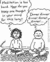 Mindfulness Cartoon