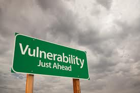 Vulnerability Just Ahead