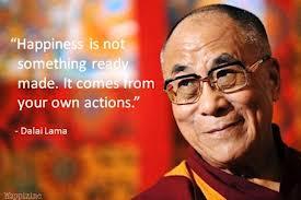 Dalai Lama- Happiness