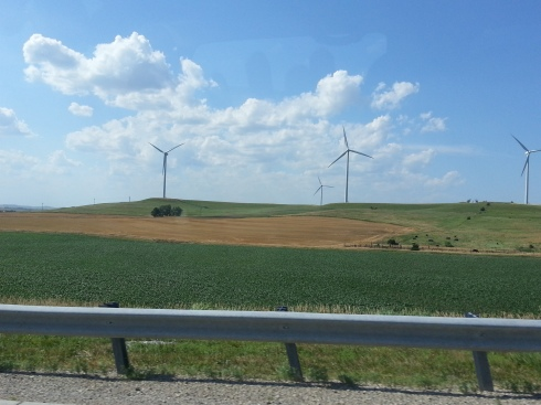 Kansas Windmills 7.12.13